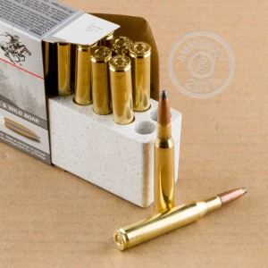 Image of Winchester 270 Winchester rifle ammunition.