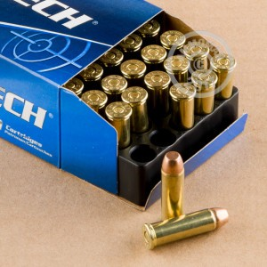 Photo of 38 Special FMJ ammo by Magtech for sale at AmmoMan.com.