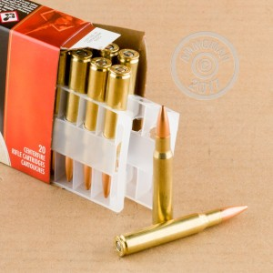 Photo of 30.06 Springfield Hollow-Point Boat Tail (HP-BT) ammo by Federal for sale.