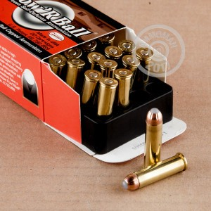 An image of 357 Magnum ammo made by Corbon at AmmoMan.com.