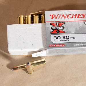 Photo of 30-30 Winchester Power-Point (PP) ammo by Winchester for sale.