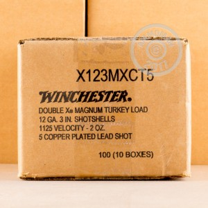 Great ammo for hunting turkey, these Winchester rounds are for sale now at AmmoMan.com.