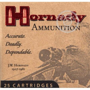 Image of 357 SIG ammo by Hornady that's ideal for home protection.