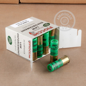 Photograph of Fiocchi 12 Gauge Less-Lethal for sale at AmmoMan.com