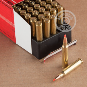 Photo of 223 Remington V-MAX ammo by Black Hills Ammunition for sale.