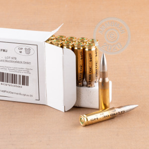 Photo of 308 / 7.62x51 FMJ ammo by Military Surplus for sale.