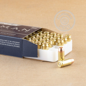 Photo of .40 Smith & Wesson TMJ ammo by Speer for sale at AmmoMan.com.