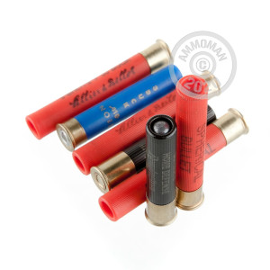 ammo made by Mixed with a  shell.
