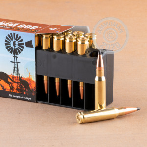 Photo of 308 / 7.62x51 Polymer Tipped ammo by Australian Outback for sale.