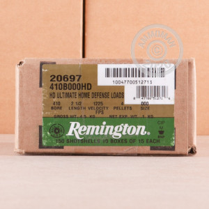 Photo of Remington ammo for 410 Bore for sale at AmmoMan.com.