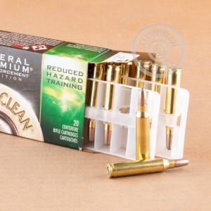 Image of .223 REMINGTON FEDERAL BALLISTICLEAN FRANGIBLE 42 GRAIN FR (20 ROUNDS)