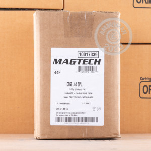 Photo of 44 Special FMJ ammo by Magtech for sale at AmmoMan.com.