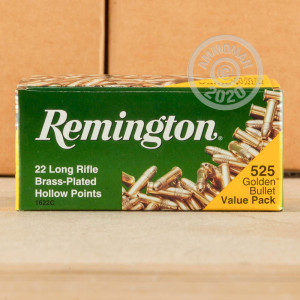 Photo of .22 Long Rifle ammo by Remington for sale.