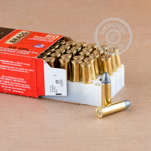 A photo of a box of Federal ammo in 38 Special.