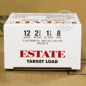 Great ammo for target shooting, these Estate Cartridge rounds are for sale now at AmmoMan.com.