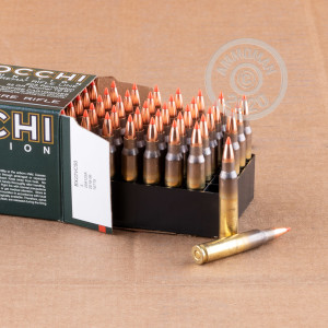Image of the 223 REM FIOCCHI 55 GRAIN V-MAX (1000 ROUNDS) available at AmmoMan.com.