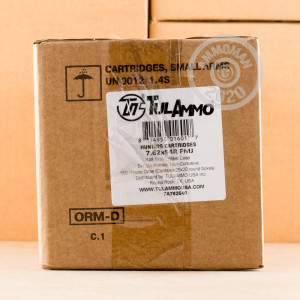 Photo of 7.62 x 54R FMJ ammo by Tula Cartridge Works for sale.