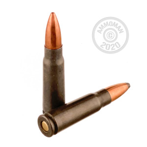An image of 7.62 x 39 ammo made by Mixed at AmmoMan.com.