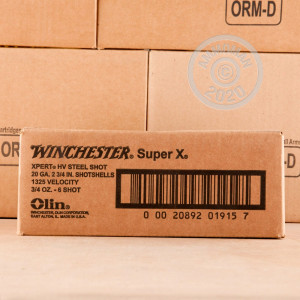 Great ammo for hunting waterfowl, target shooting, these Winchester rounds are for sale now at AmmoMan.com.