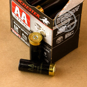 #8 shot shotgun rounds for sale at AmmoMan.com - 25 rounds.