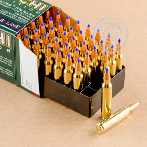 Image of the .223 REMINGTON FIOCCHI EXACTA 40 GRAIN JHP (50 ROUNDS) available at AmmoMan.com.