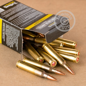 Image of 5.56x45mm ammo by Igman Ammunition that's ideal for training at the range.