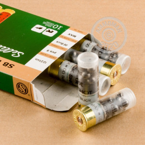 00 BUCK shotgun rounds for sale at AmmoMan.com - 10 rounds.