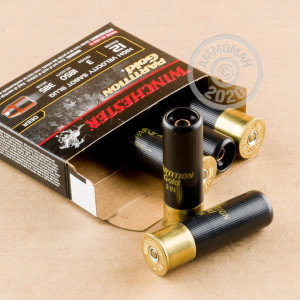 rounds ideal for sabot slugs.