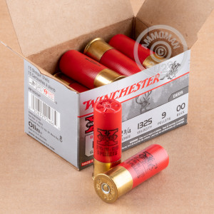Image of brand new Winchester 12 Gauge ammo for sale at AmmoMan.com.
