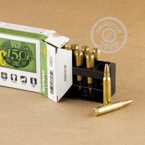 Image of the .223 REMINGTON UMC 50 GRAIN JHP (200 ROUNDS) available at AmmoMan.com.