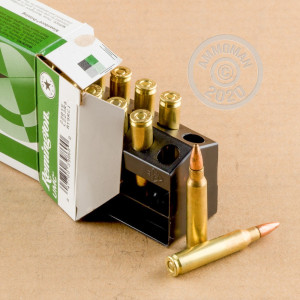 Image of the 223 REM REMINGTON UMC 62 GRAIN CTFB (20 ROUNDS) available at AmmoMan.com.