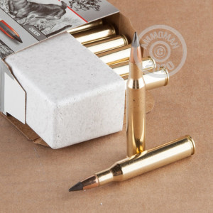Image of 270 Winchester ammo by Winchester that's ideal for big game hunting, whitetail hunting.