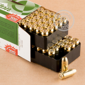 An image of .45 Automatic ammo made by Remington at AmmoMan.com.