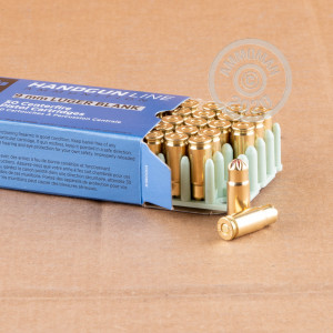 Photo of 9mm Luger blanks ammo by Prvi Partizan for sale at AmmoMan.com.