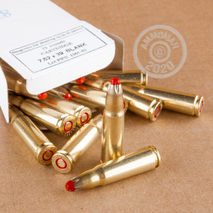 Image of bulk 7.62 x 39 ammo by Prvi Partizan that's ideal for training at the range.