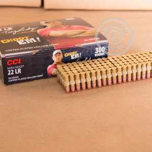 .22 Long Rifle ammo for sale at AmmoMan.com - 3000 rounds.