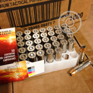 An image of 38 Special ammo made by Federal at AmmoMan.com.