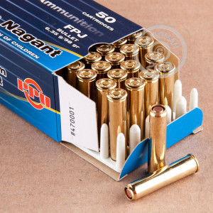 Image of 7.62mm NAGANT pistol ammunition at AmmoMan.com.