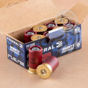 #1 shot shotgun rounds for sale at AmmoMan.com - 10 rounds.