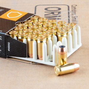 A photo of a box of Prvi Partizan ammo in .380 Auto.