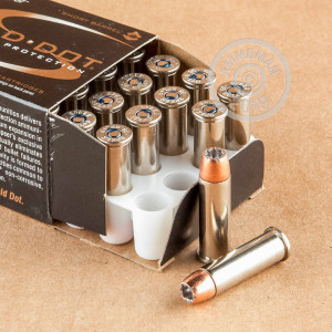 Photo of 38 Special JHP ammo by Speer for sale at AmmoMan.com.