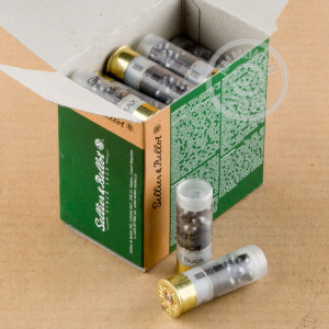 #1 BUCK shotgun rounds for sale at AmmoMan.com - 250 rounds.