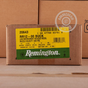 Great ammo for home protection, hunting or home defense, these Remington rounds are for sale now at AmmoMan.com.