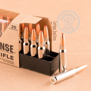 Photo of 308 / 7.62x51 flex tip technology ammo by Hornady for sale.