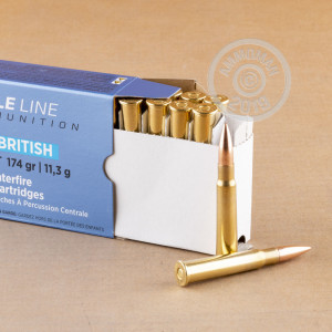 An image of 303 British ammo made by Prvi Partizan at AmmoMan.com.