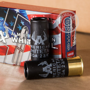 Sabot Slug shotgun rounds for sale at AmmoMan.com - 5 rounds.