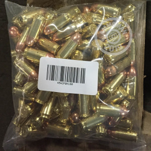 A photograph of 100 rounds of Not Applicable .45 Automatic ammo with a Unknown bullet for sale.