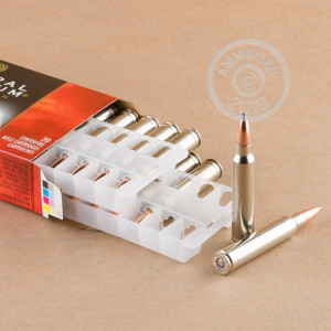 An image of 300 Winchester Magnum ammo made by Federal at AmmoMan.com.