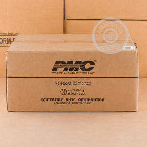 Photo of 308 / 7.62x51 Open Tip Match ammo by PMC for sale.