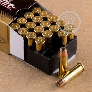 A photo of a box of PMC ammo in 38 Special.